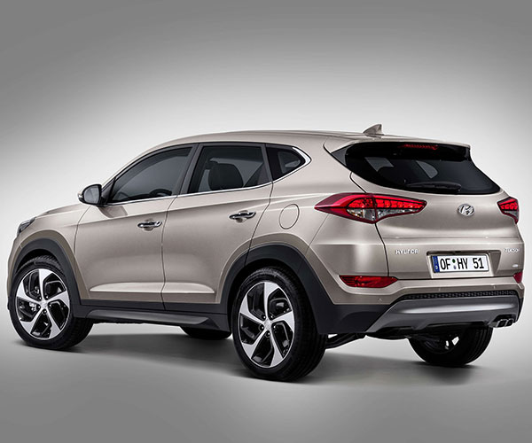 Hyundai Tucson For Rent In Lebanon By Showcase Car Rental